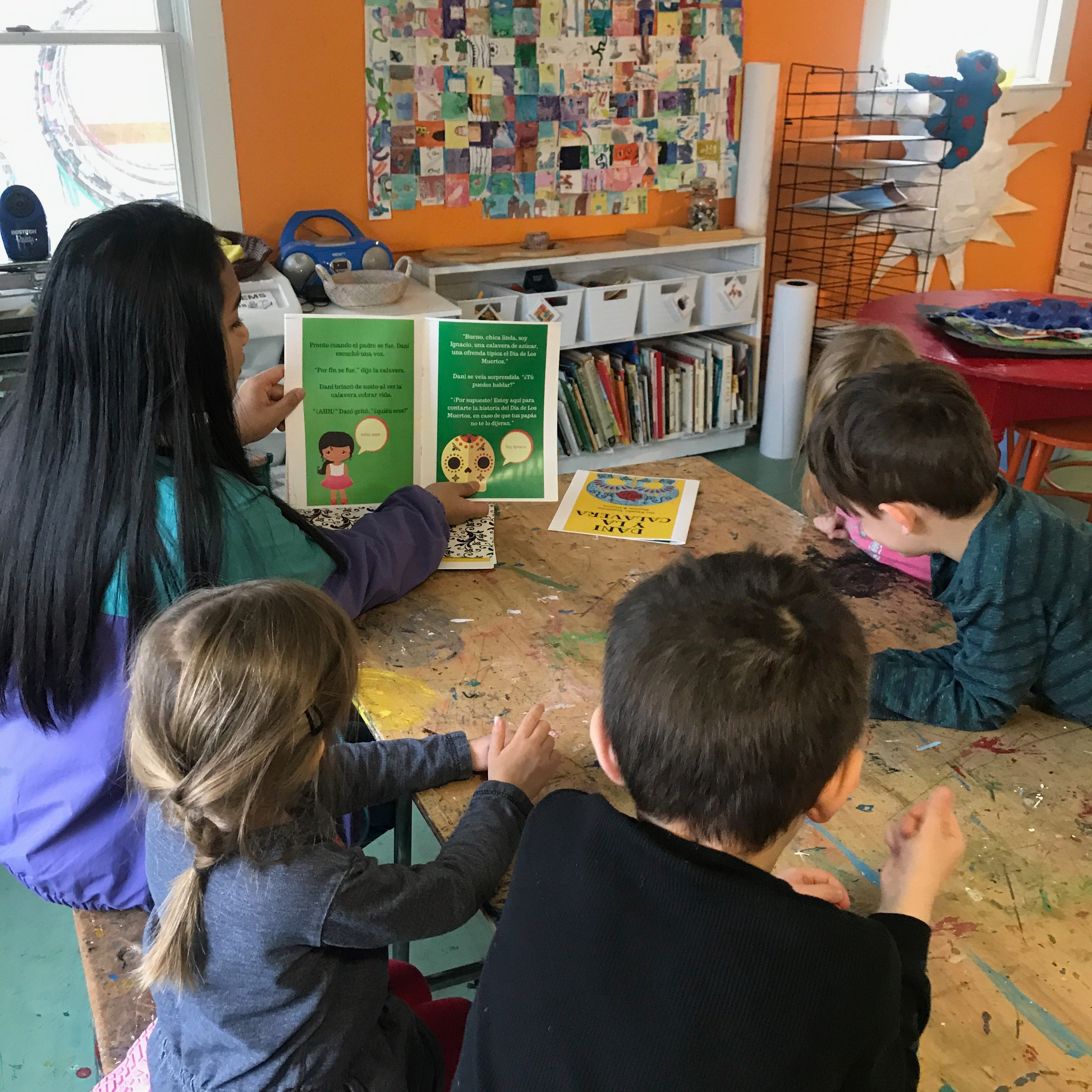 World Language Learning Approach at Sparhawk School